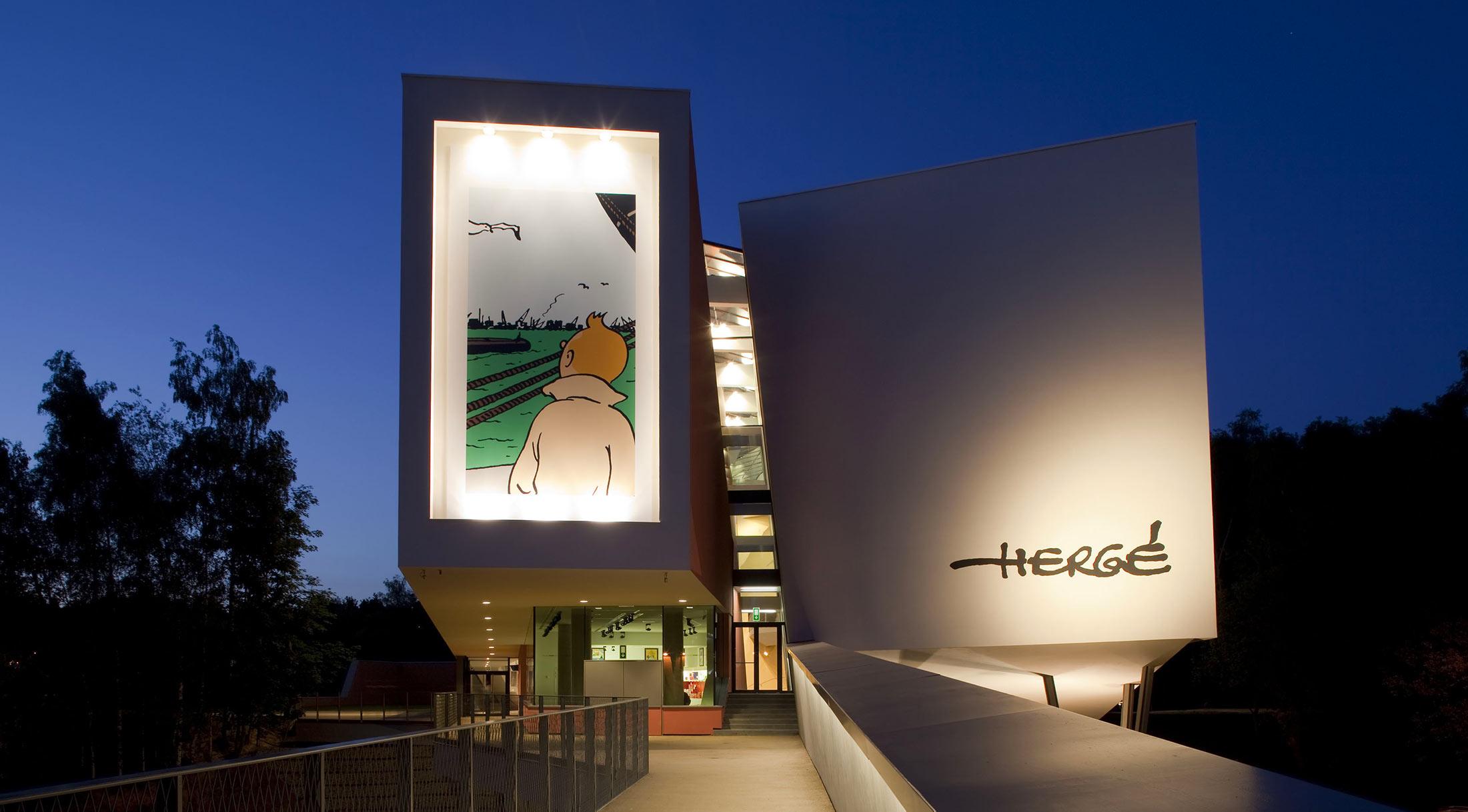 Musée Hergé photo