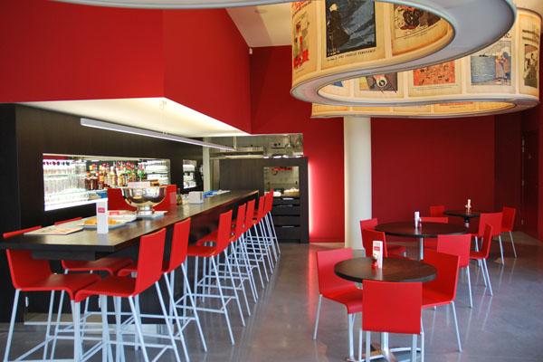 Restaurant du Musée Hergé photo 1