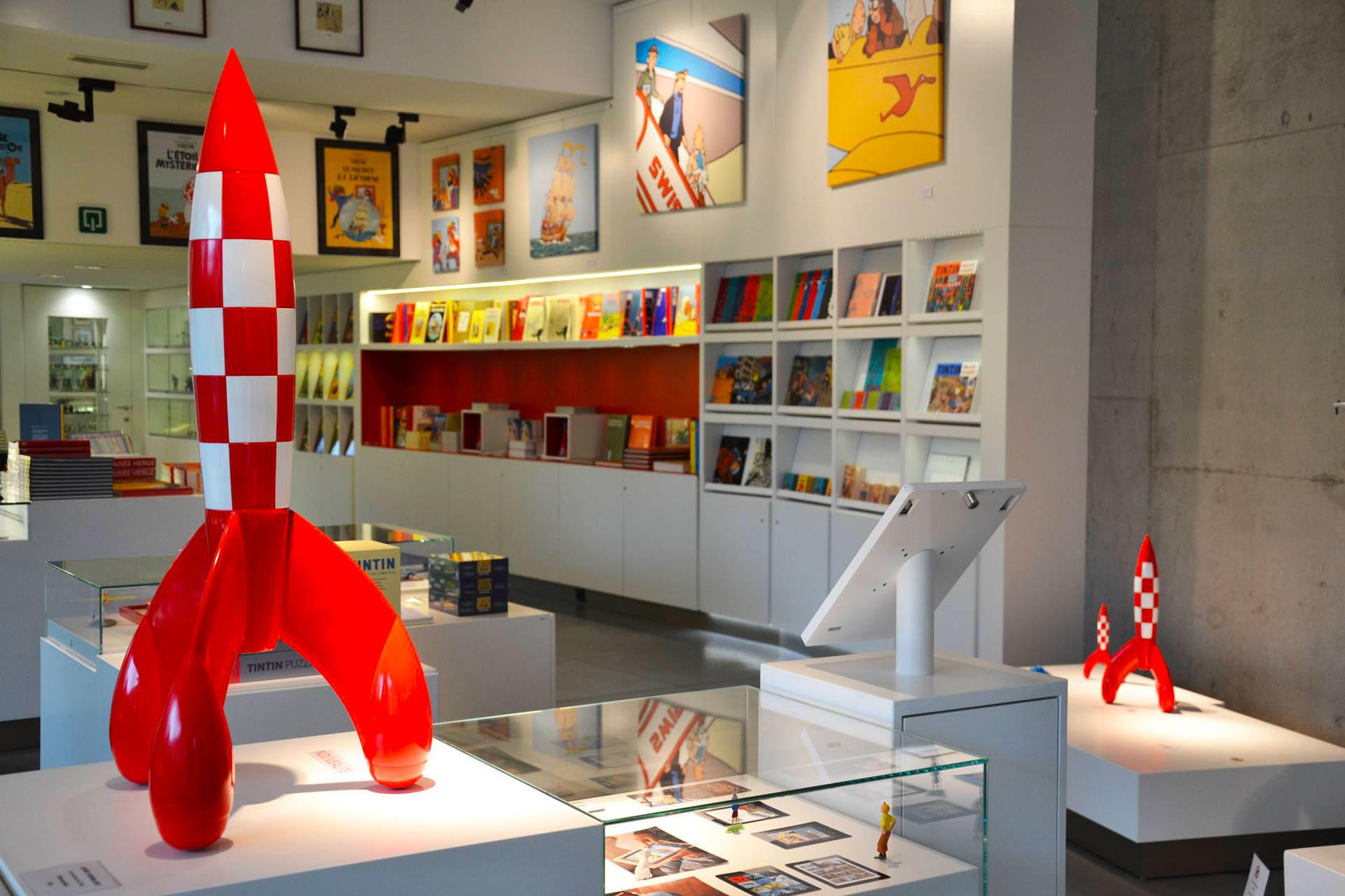 Librairie du Musée Hergé photo 1