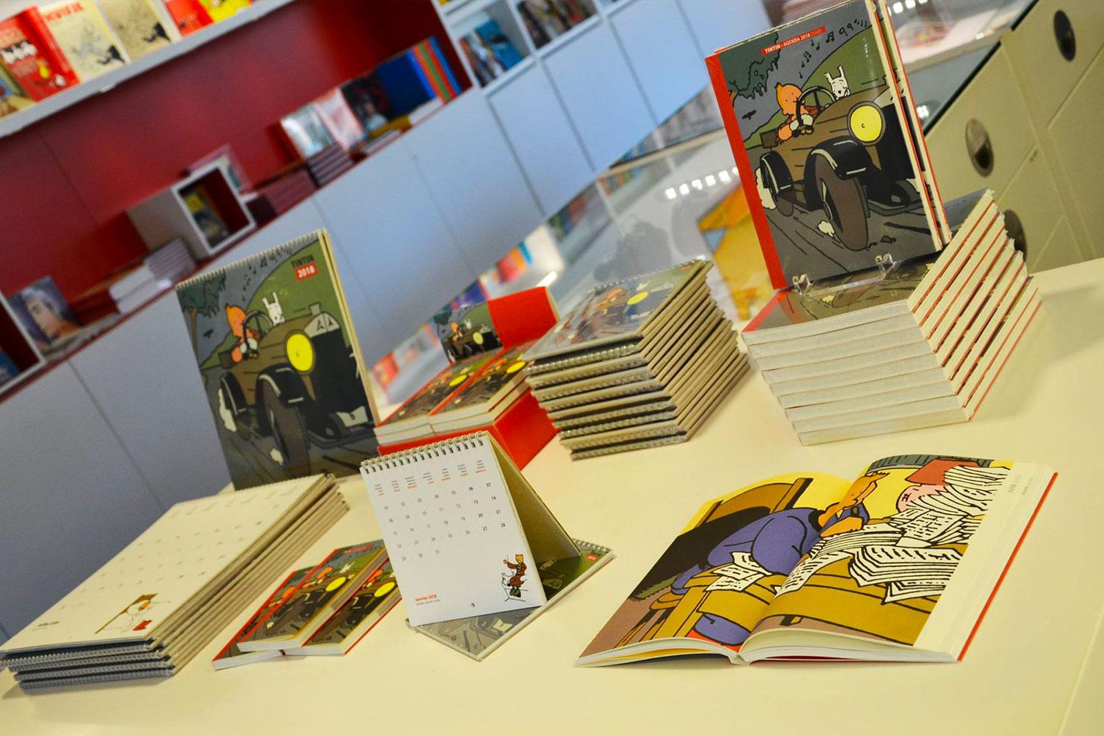 Librairie du Musée Hergé photo 2