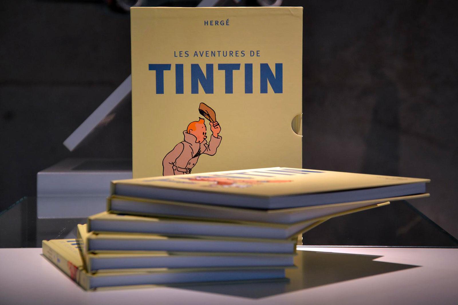 Librairie du Musée Hergé photo 5