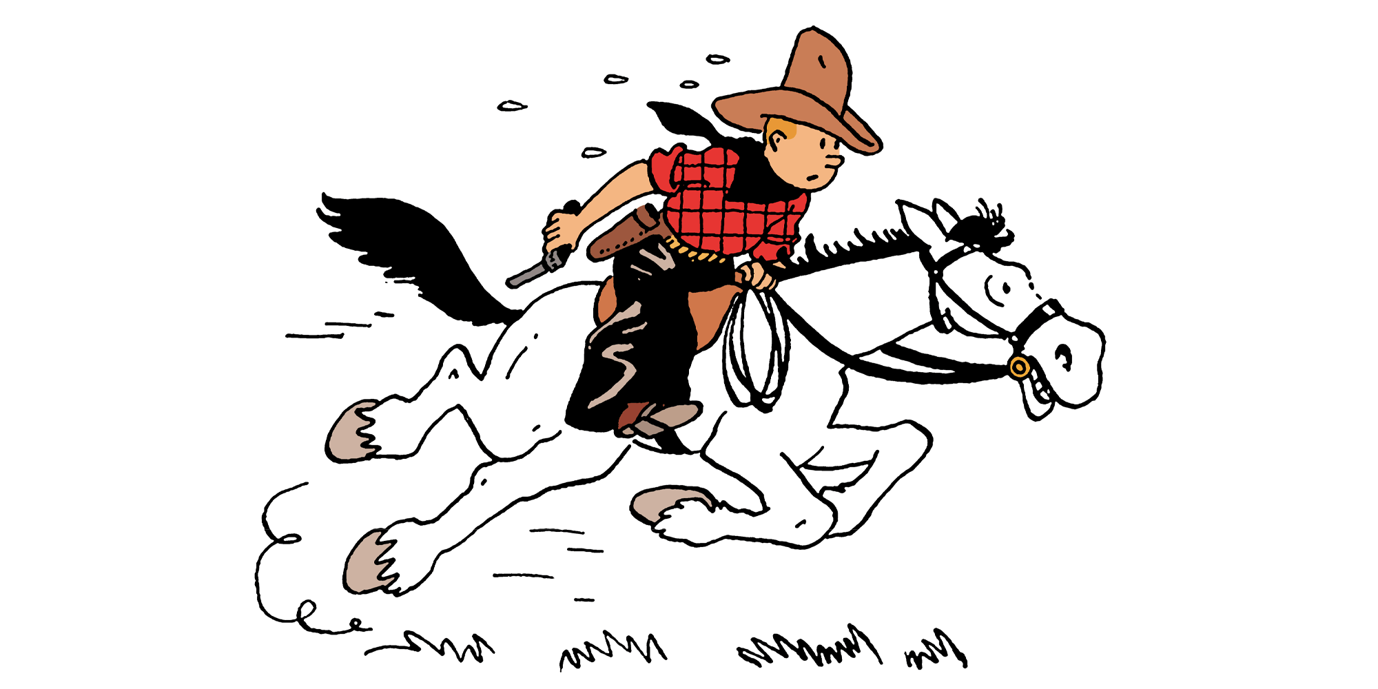 Tintin in America - exhibition
