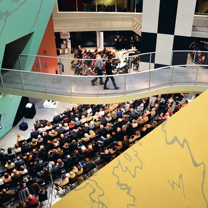 Musée Hergé Tintin organisation événements
