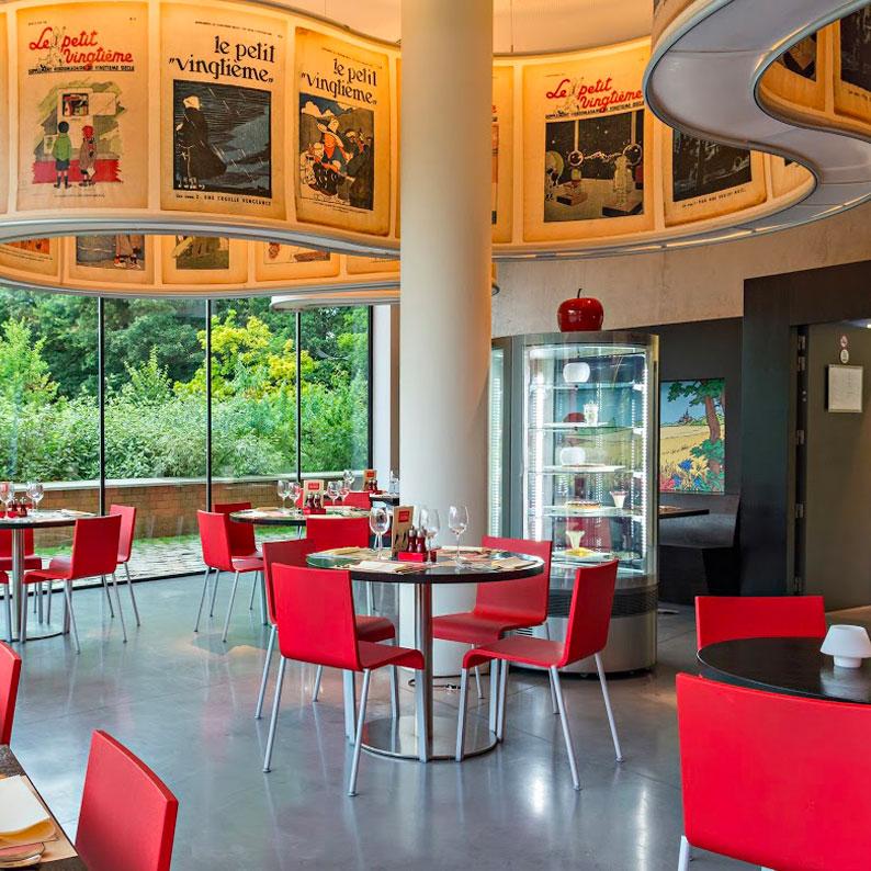 """""""Le Petit Vingtième"""" restaurant"""