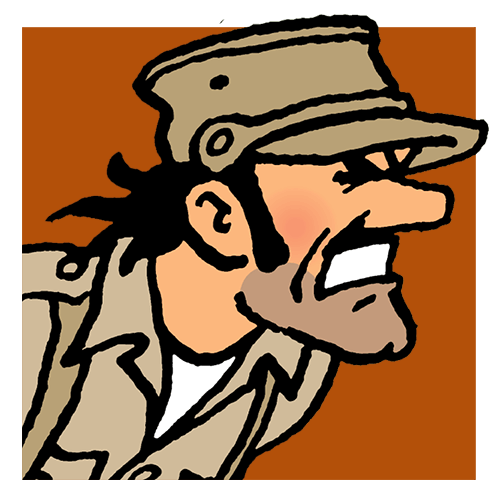 Le Général Alcazar