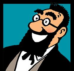 Le professeur Bergamotte