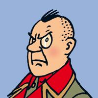 Le colonel Sponsz