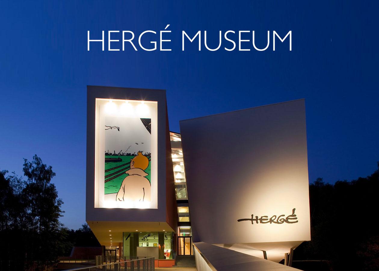 Musée Hergé museum