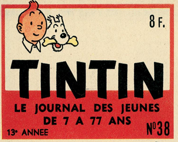 Logo du Journal tintin