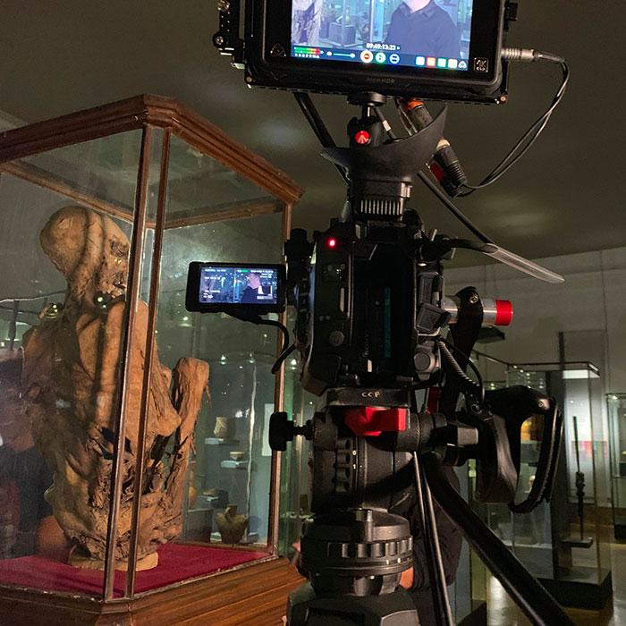 Diffusion du documentaire « Tintin et le mystère de la momie Rascar Capac » sur Arte et la RTBF