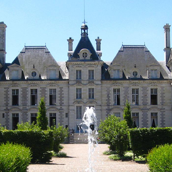Le Château de Cheverny ouvrira  à nouveau ses portes samedi 30 mai !