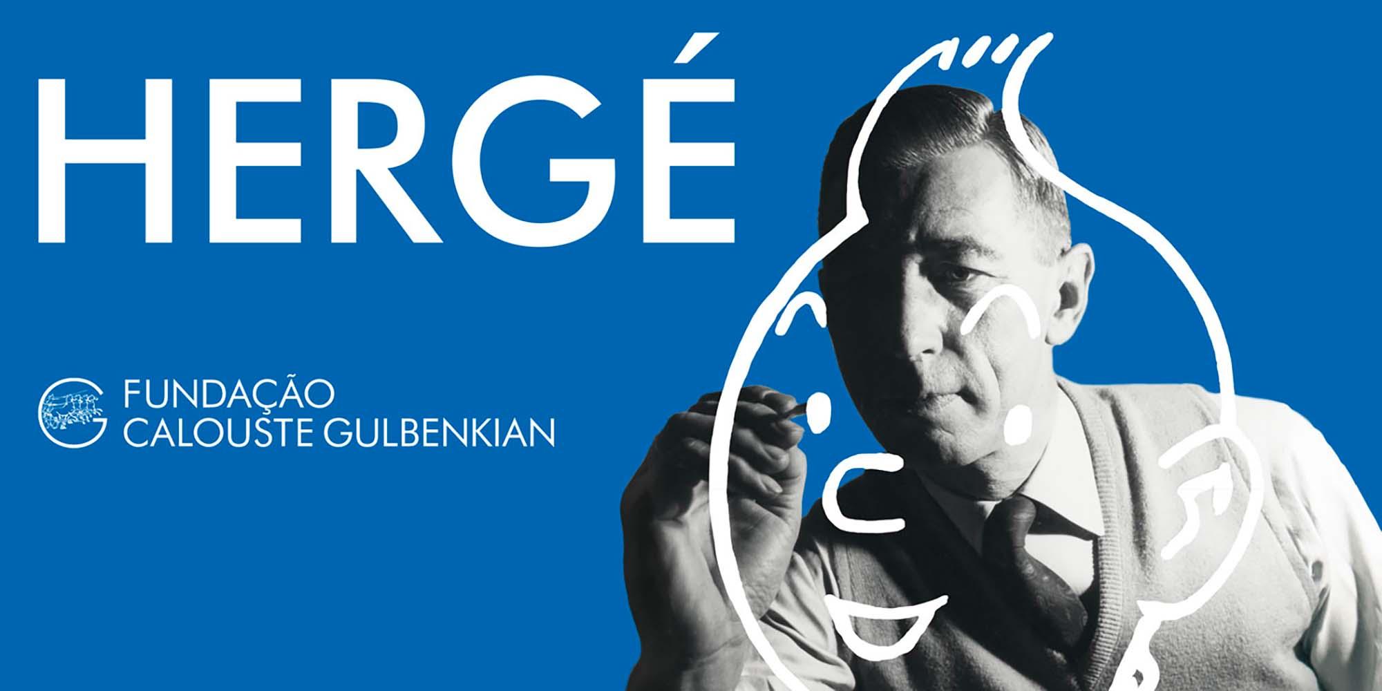"""Exhibition : """"HERGÉ"""" in Lisbon"""