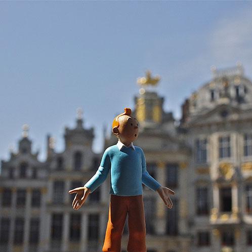La Boutique Tintin de Bruxelles est à nouveau accessible sans rendez-vous