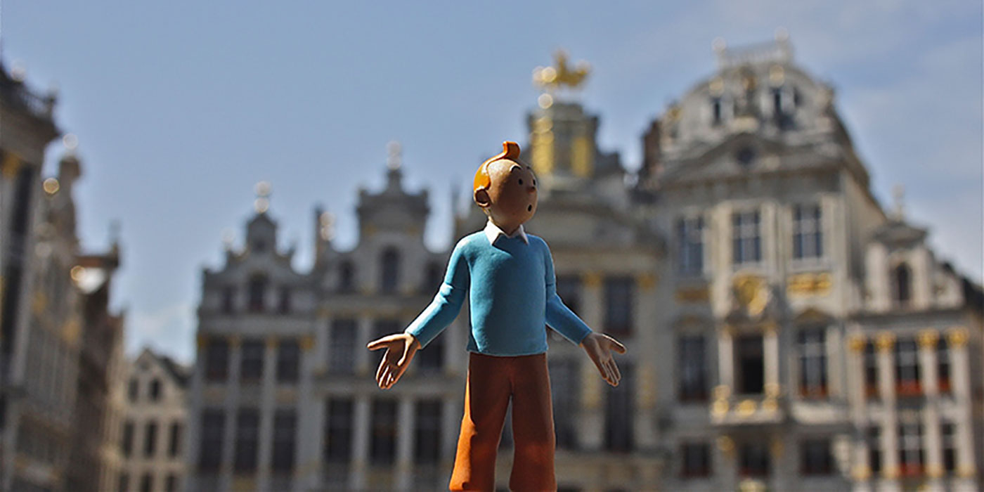 "The ""Boutique Tintin"" in Brussels is open without appointment"