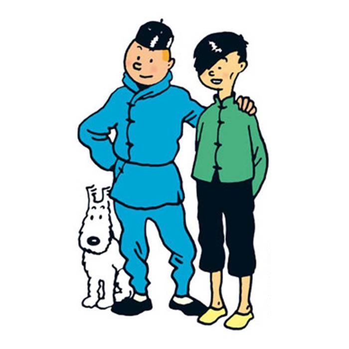 Conférence en ligne : Tintin et la Chine