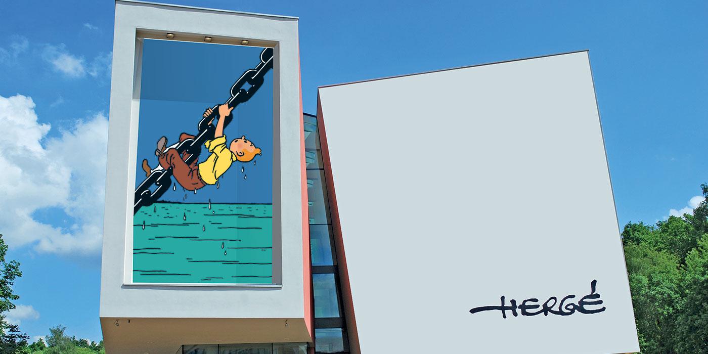 Le Musée Hergé : du Karaboudjan au Pachacamac