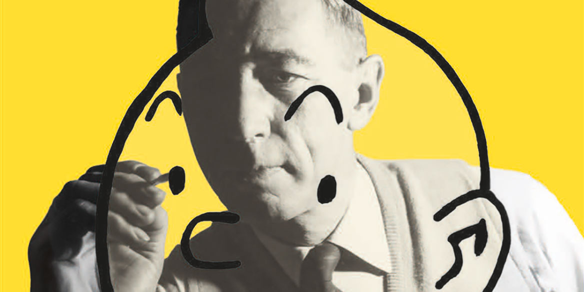 Exhibition : Tintin and Hergé