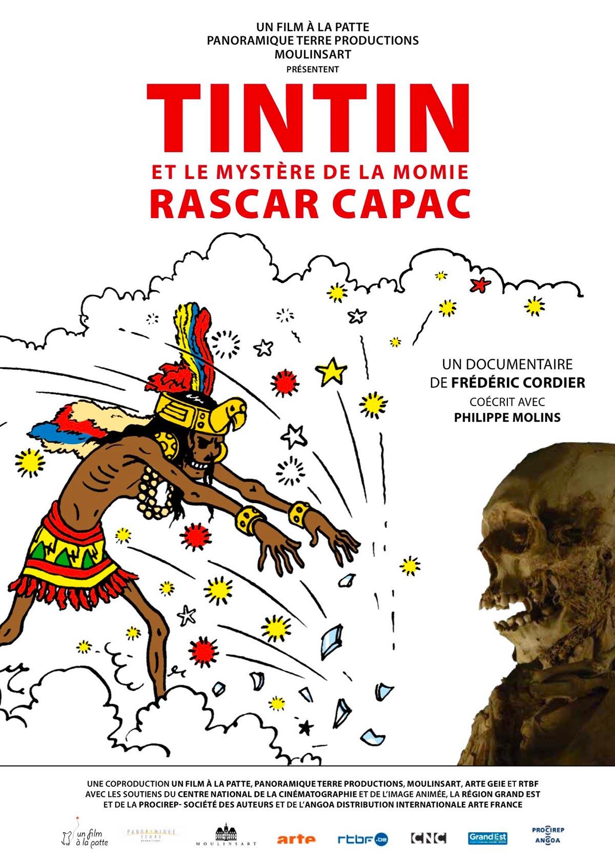L'affiche du documentaire