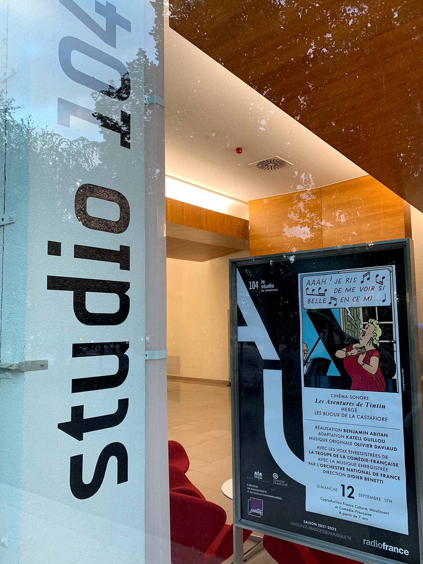 Studio 104 les Bijoux