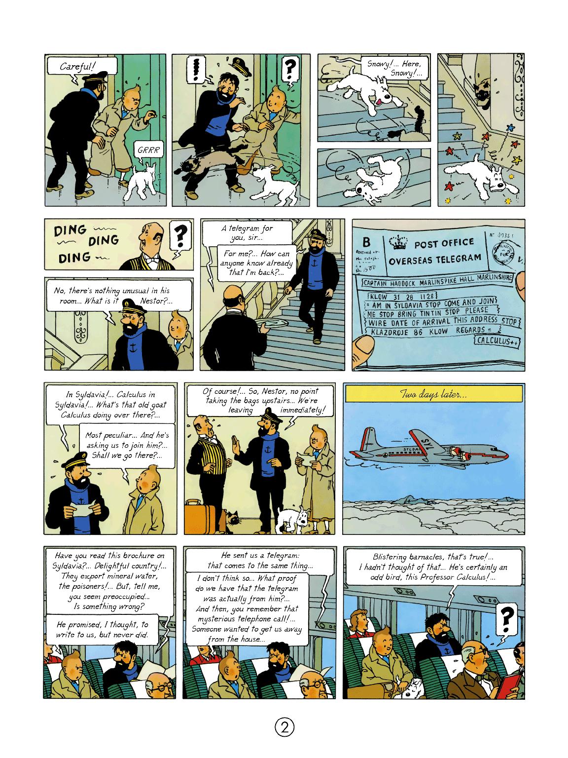 Destination Moon - Page 2