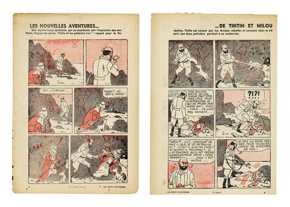 Le Petit Vingtième - May 9, 1940