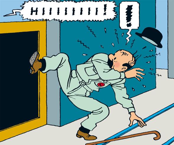 Tintin - Les Aventures de Tintin - Personnage Dubondt