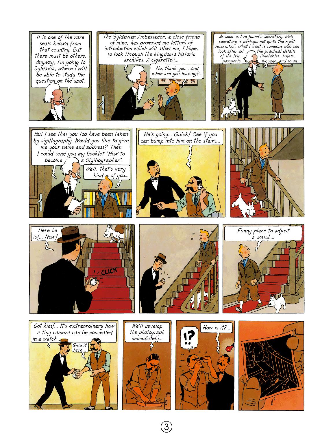 King Ottokar's Sceptre - Page 3