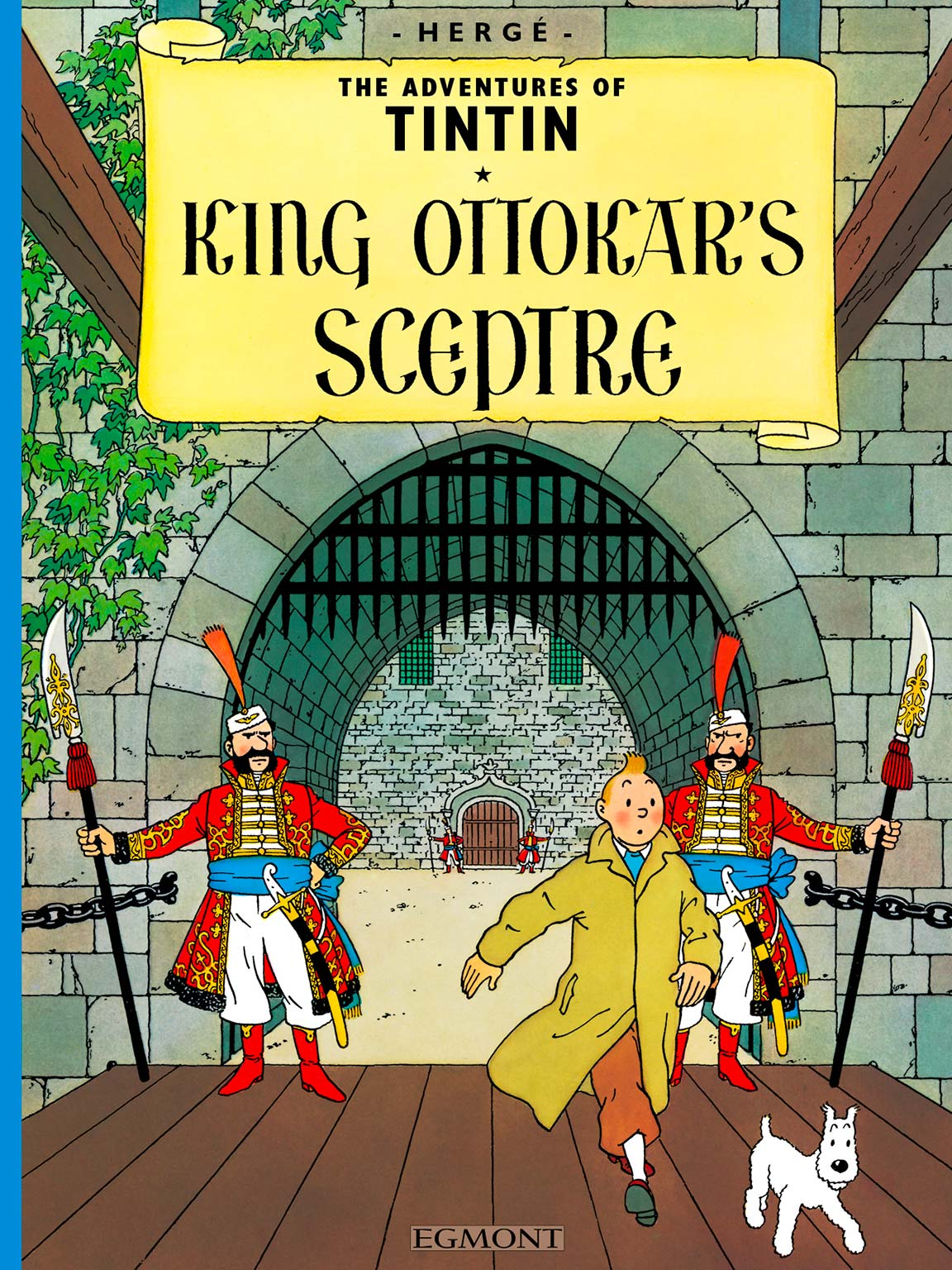 King Ottokar's Sceptre - Cover