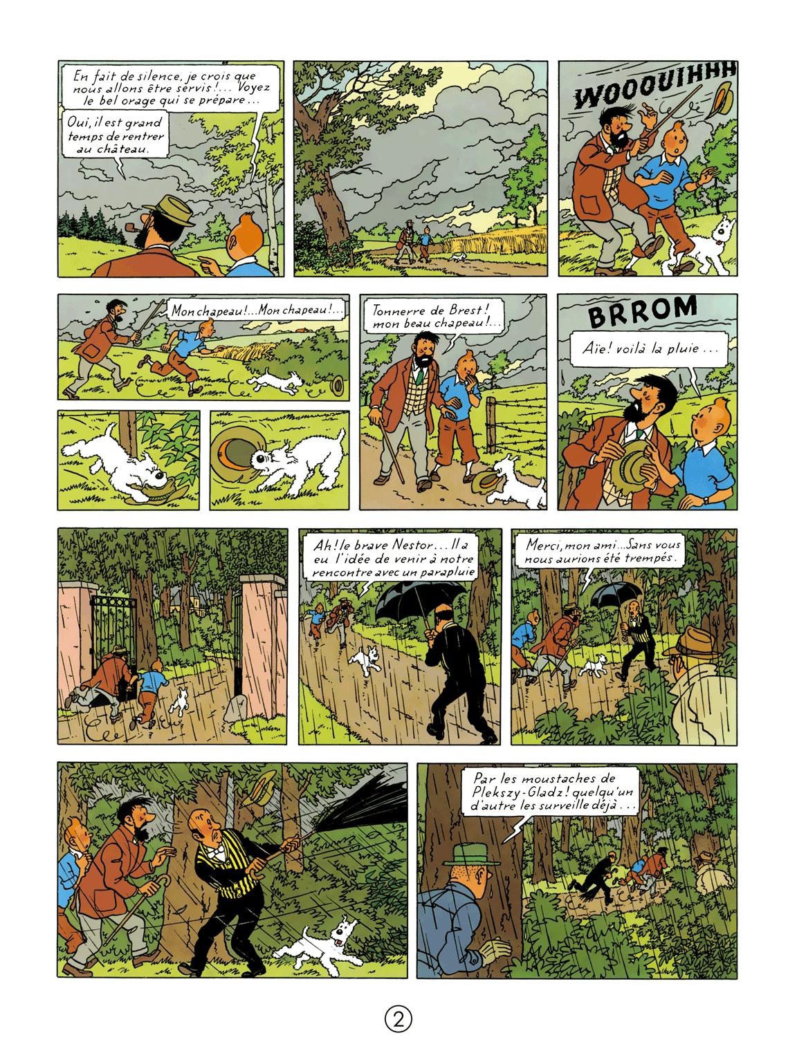 L'Affaire Tournesol - page 2