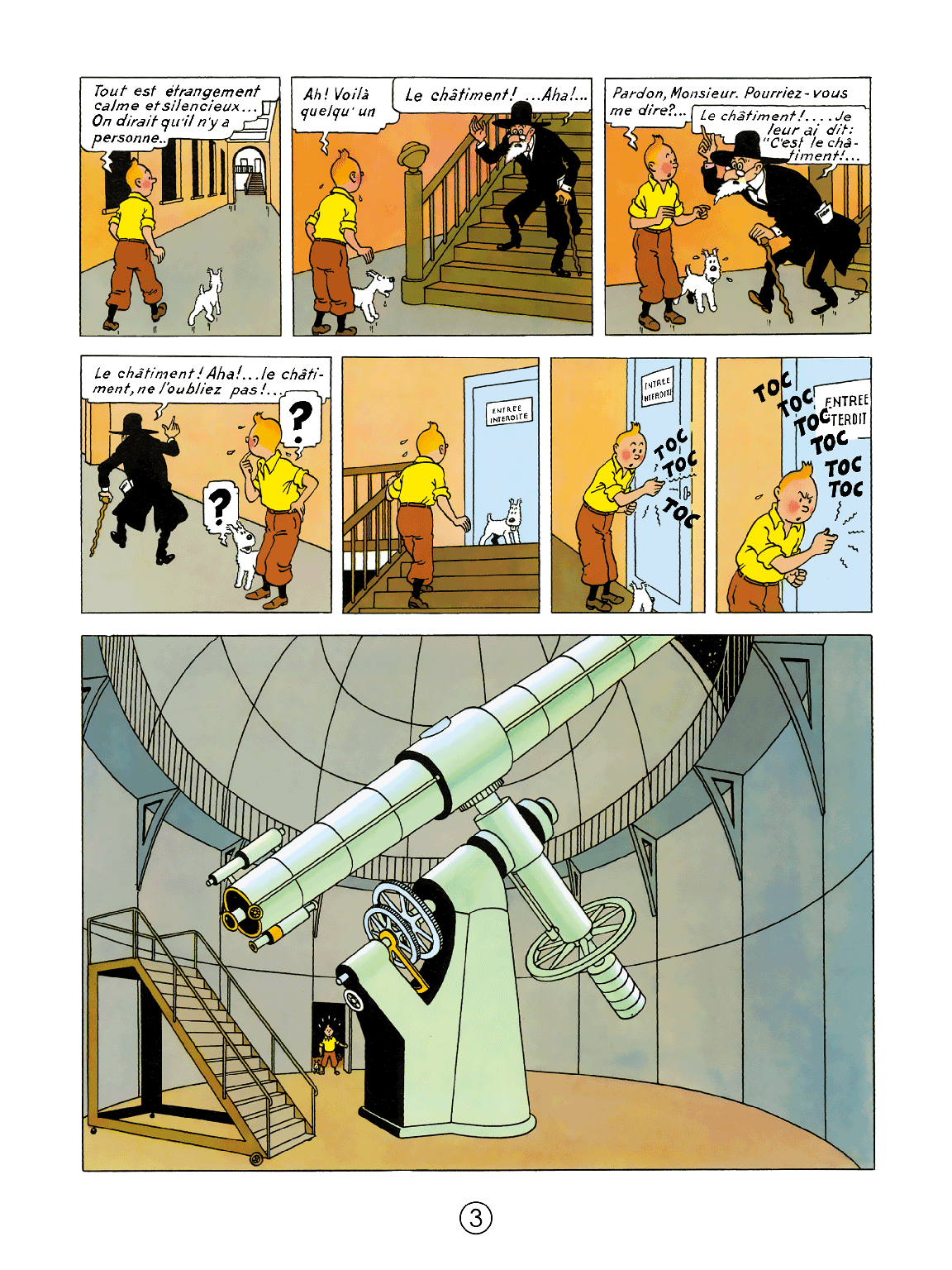 L'Étoile mystérieuse - page 3
