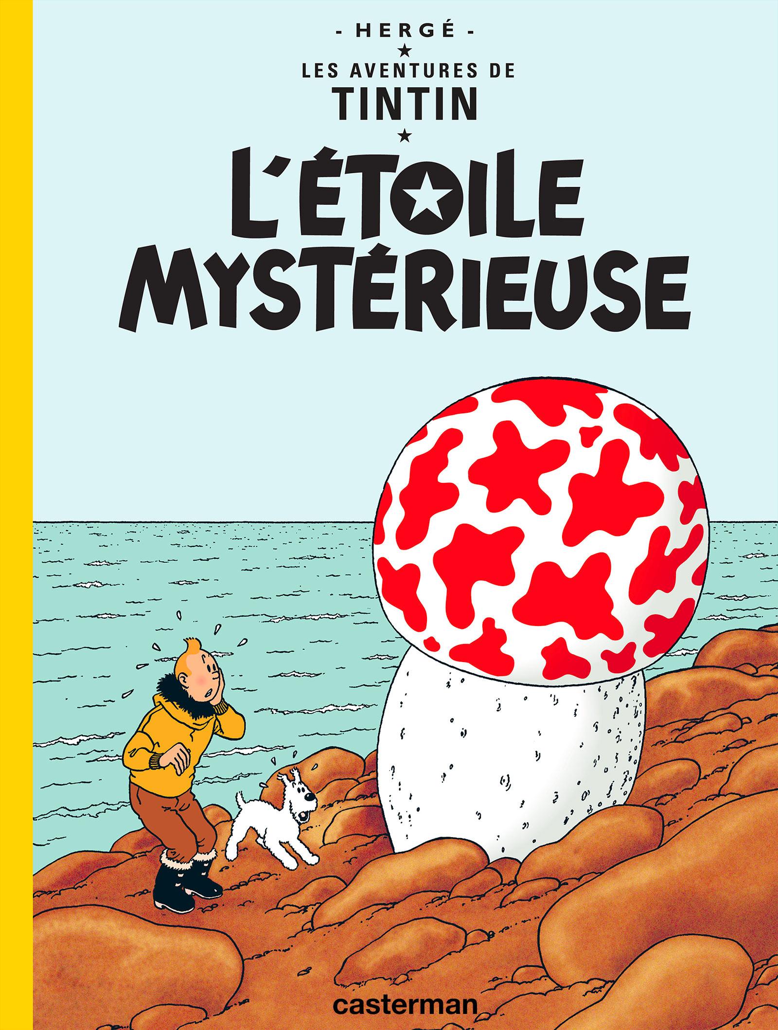 L'Étoile mystérieuse par Hergé