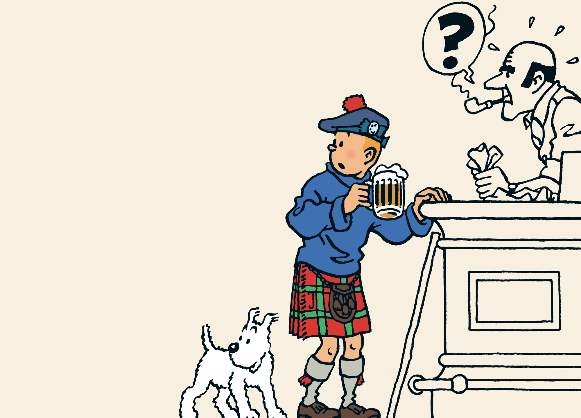 Tintin - Les Aventures de Tintin - Île Noire