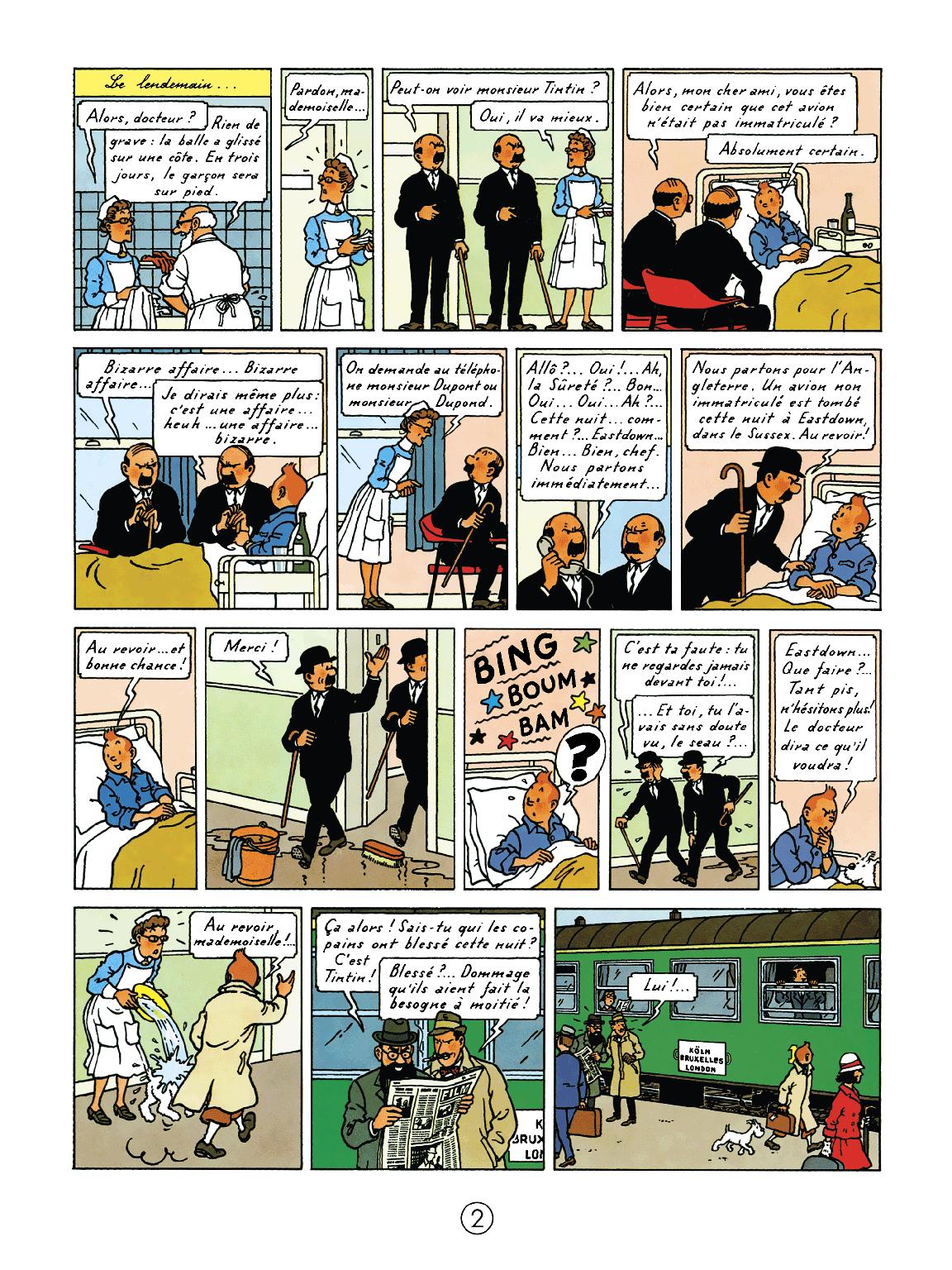 L'Île Noire - page 2