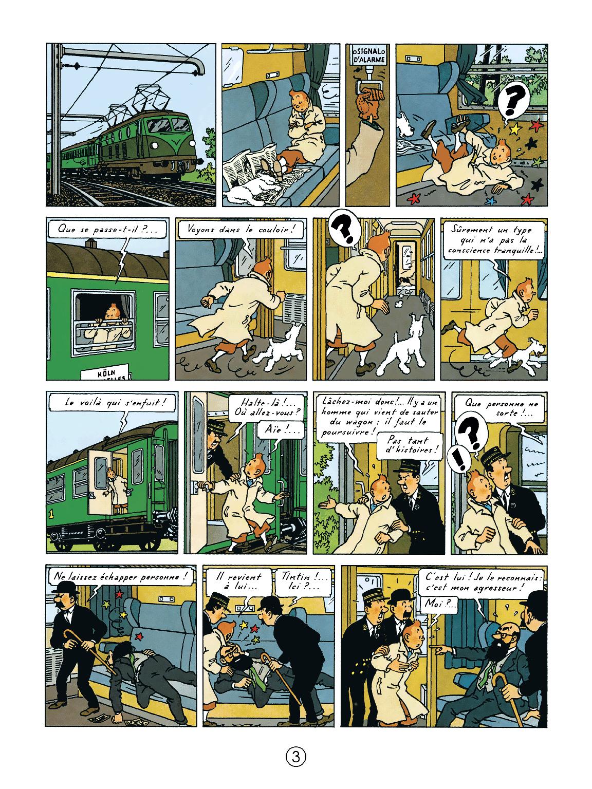 L'Île Noire - page 3