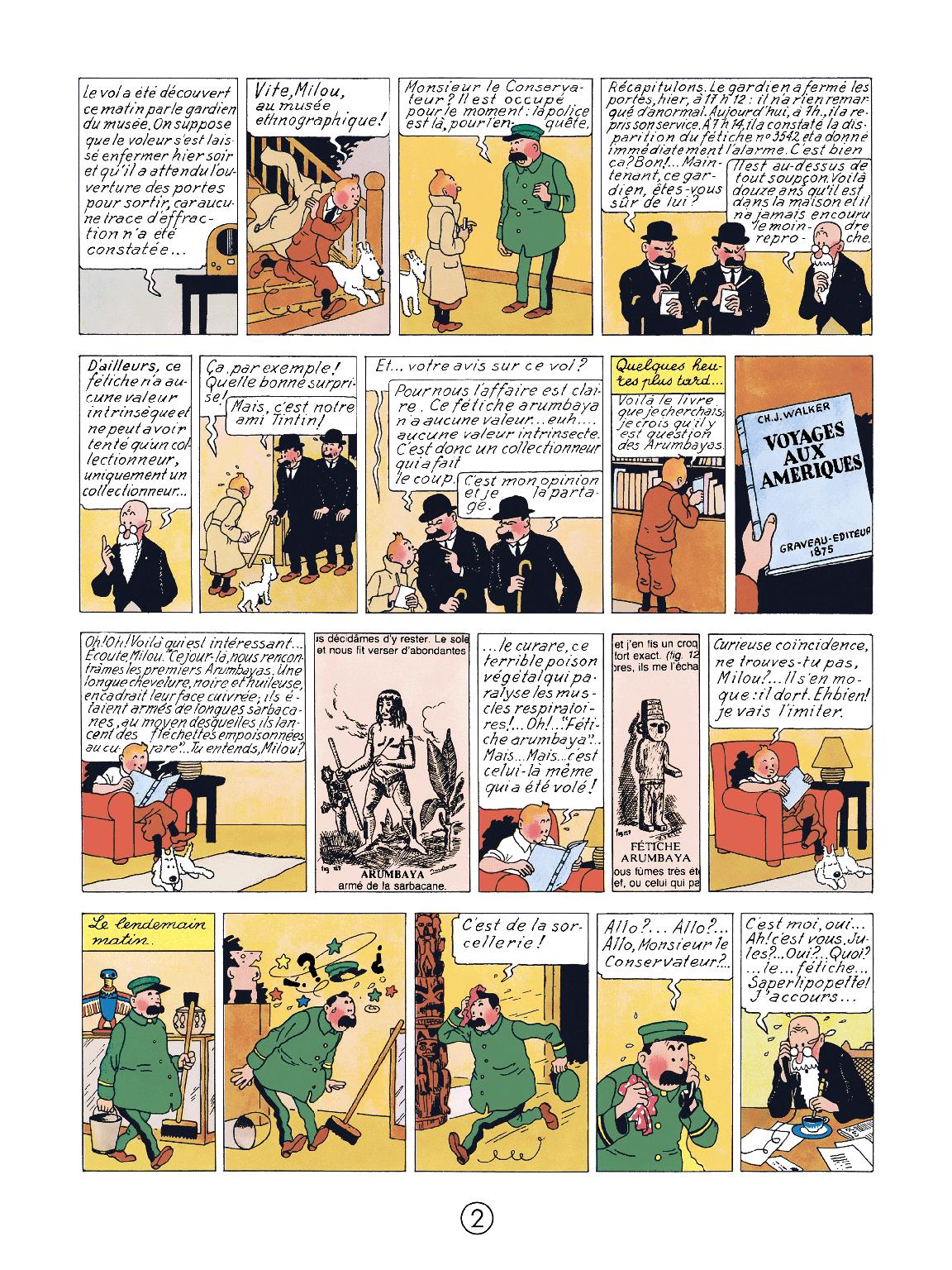 L'Oreille cassé - page 2
