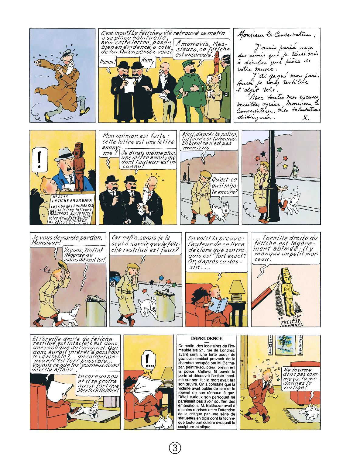 L'Oreille cassé - page 3