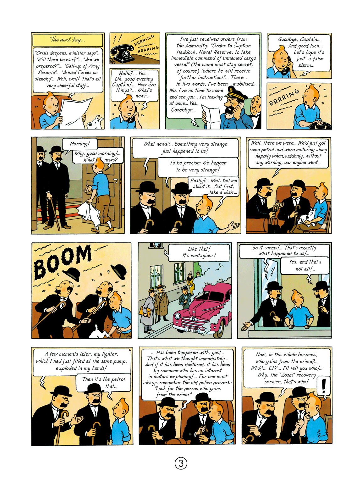 Land of Black Gold - Page 3