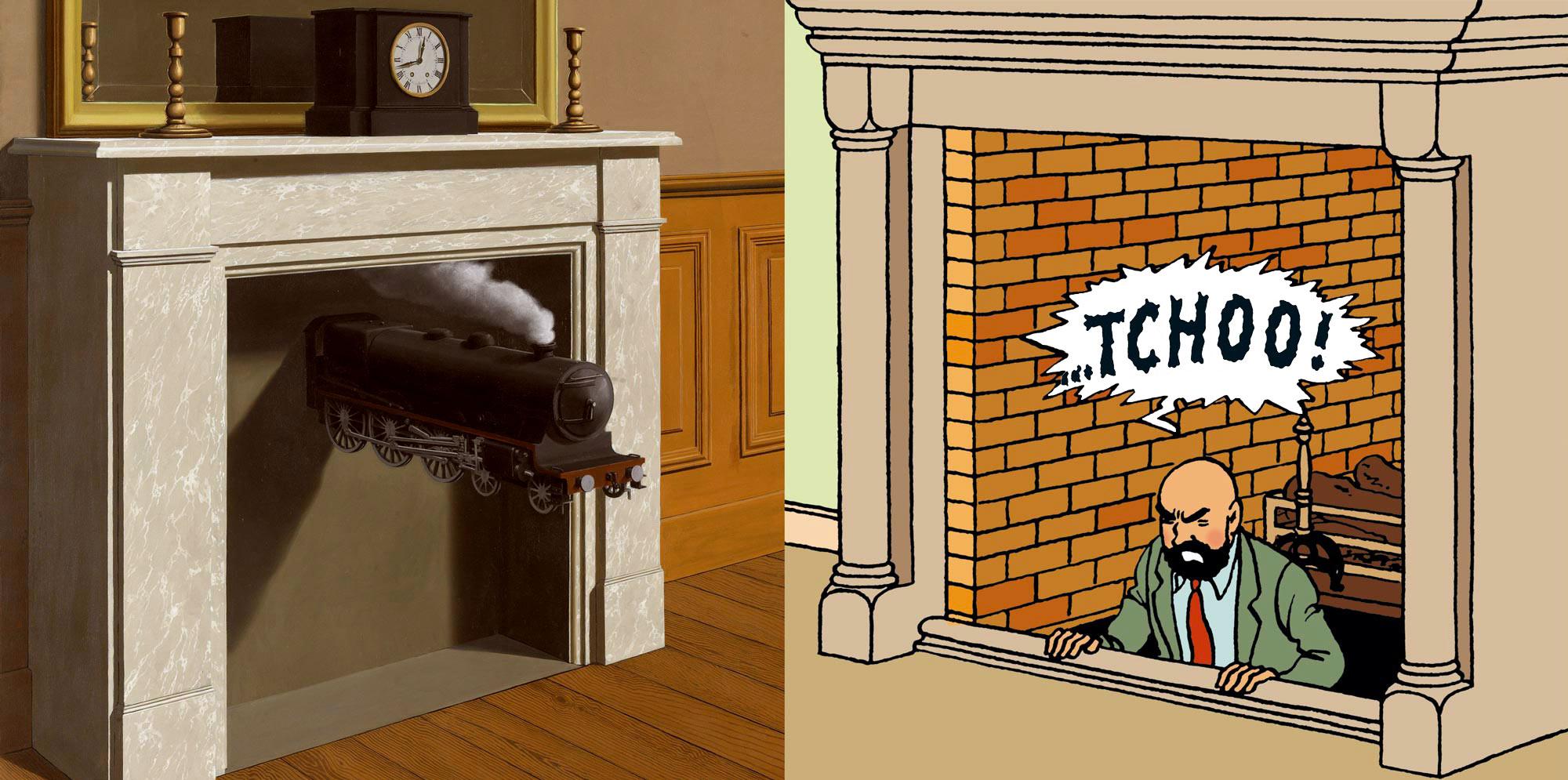 Tintin - The Adventures of Tintin - Land of Black Gold - Time Transfixed