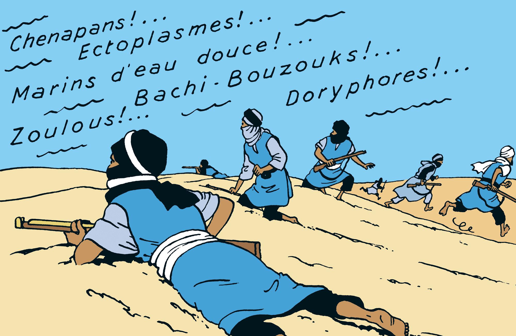Tintin - Les Aventures De Tintin - Le Crabe aux pinces d'or