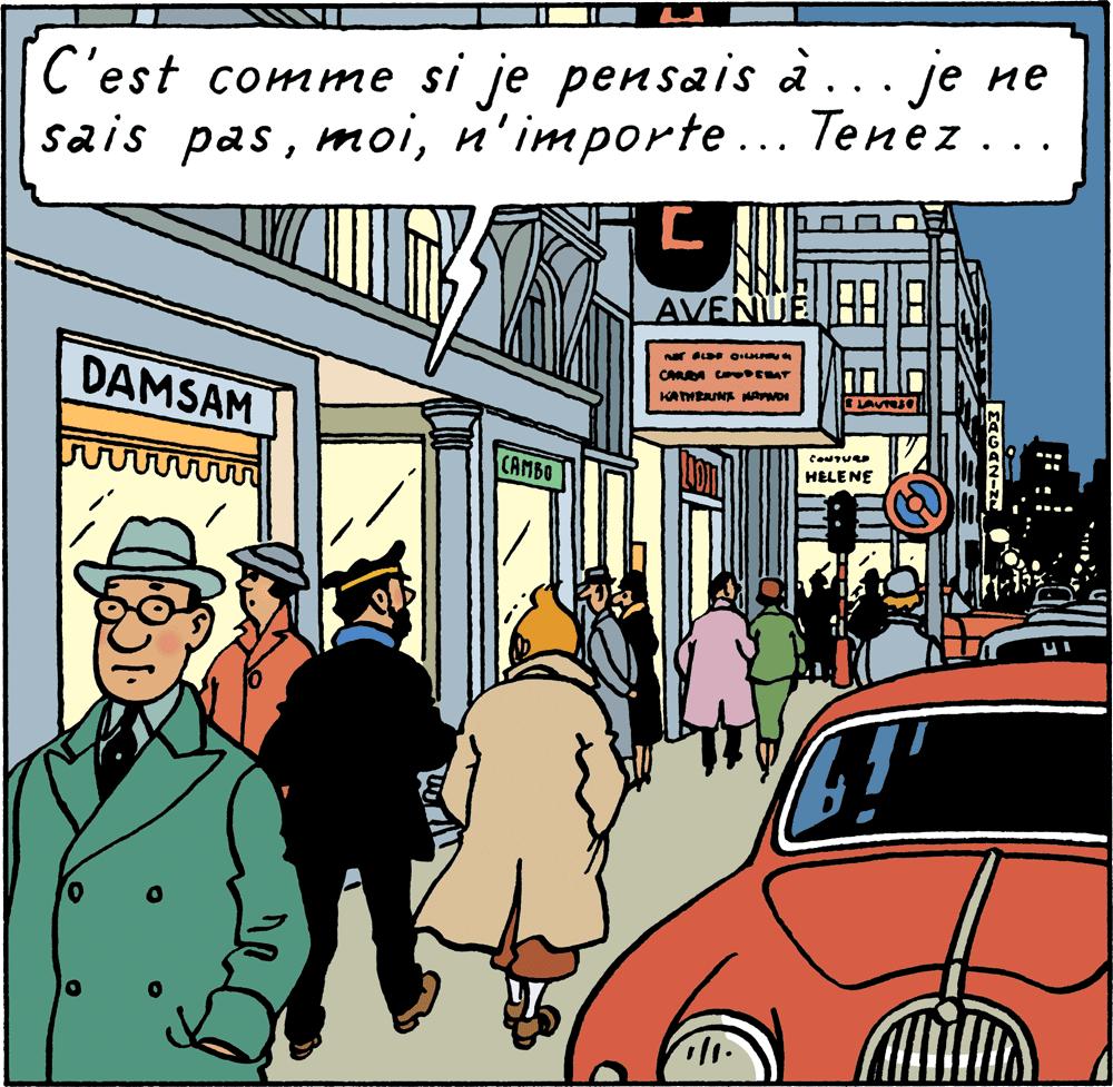 Tintin - Les aventures de Tintin - Le Secret De La Licorne