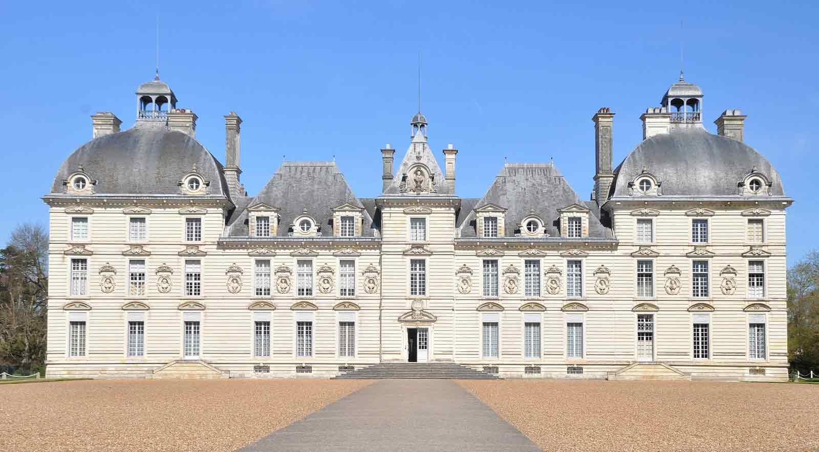 Tintin - Les Aventures De Tintin - Le château de Cheverny - Le château de Moulinsart