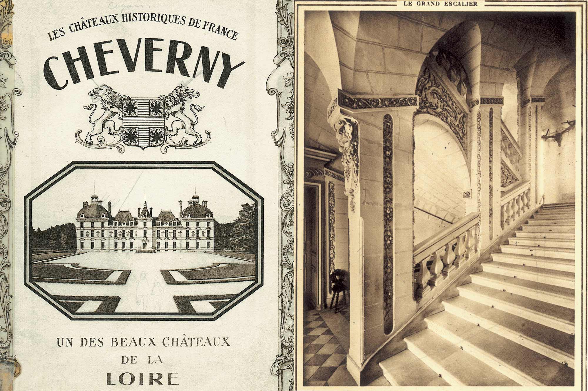 Chateau de Moulinsart Cheverny - Le Trésor de Rackham le Rouge - Châteaux de la Loire Cheverny