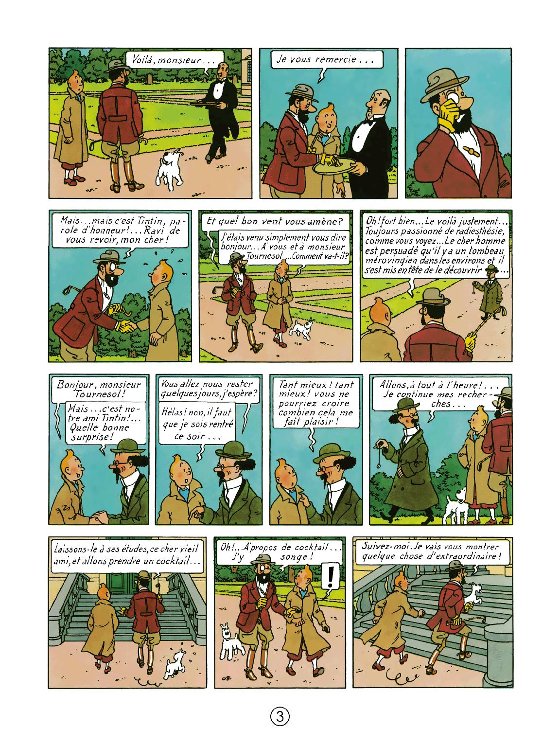 Les 7 Boules de cristal - page 3