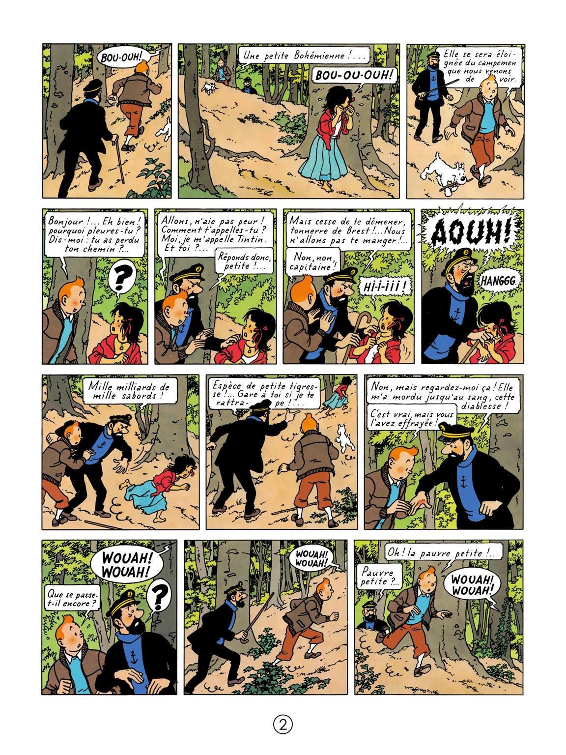 Les Bijoux de la Castafiore - page 2