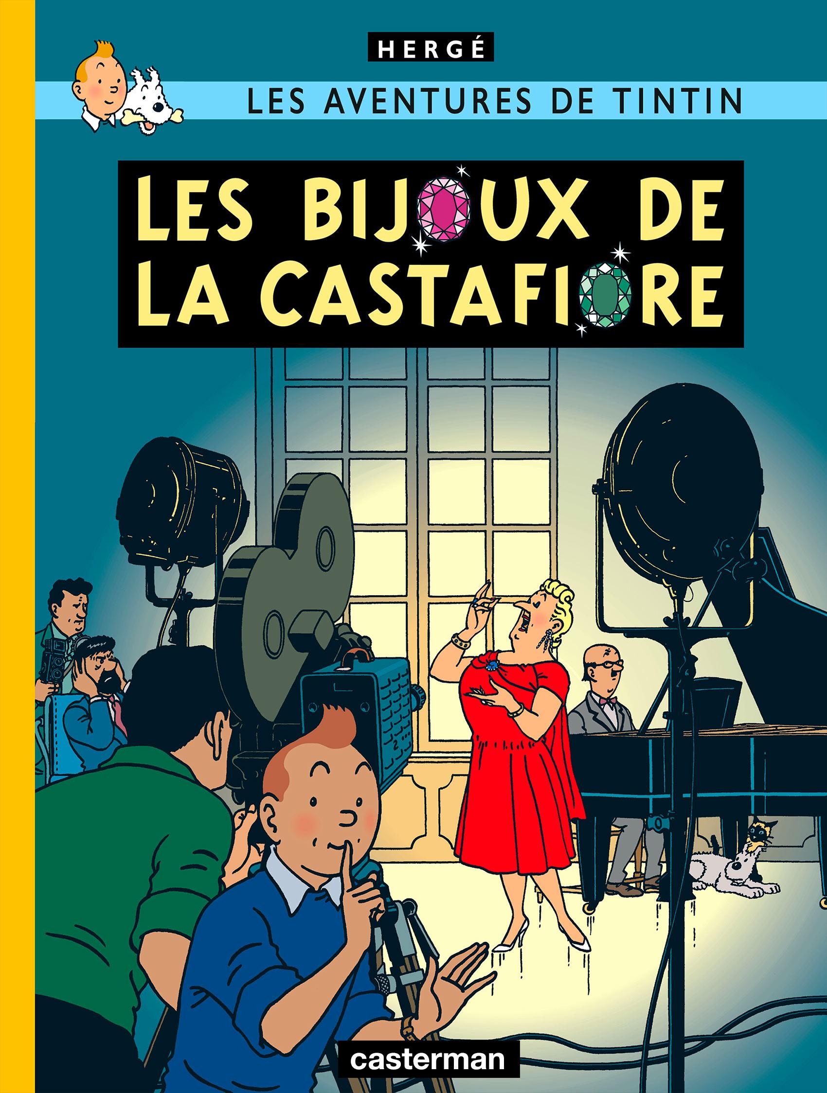 Les Bijoux de la Castafiore par Hergé