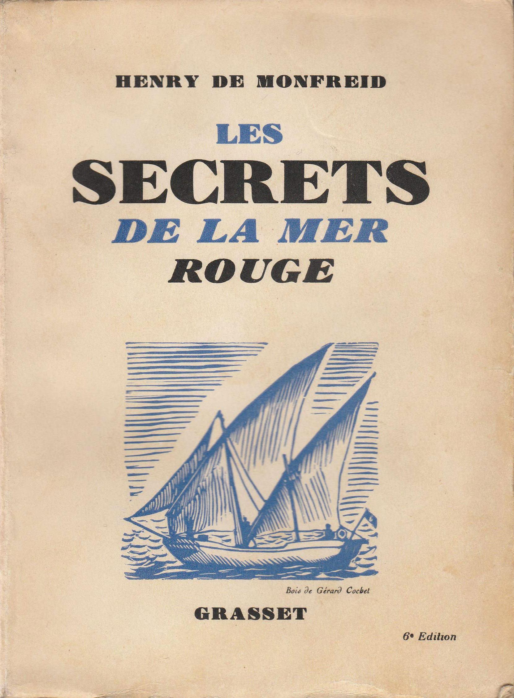 Couverture du livre Les Secrets de la Mer Rouge par Henry de Monfreid
