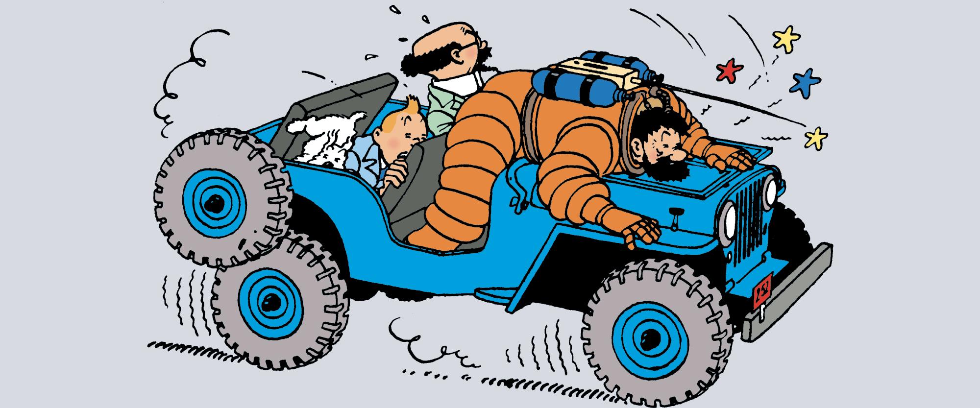 Tintin - Les Aventures de Tintin - Objectif Lune