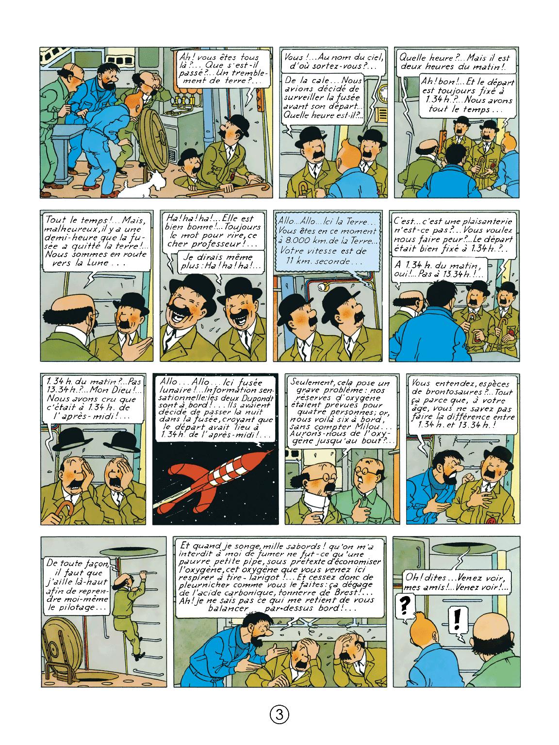 On a marché sur la Lune - page 3