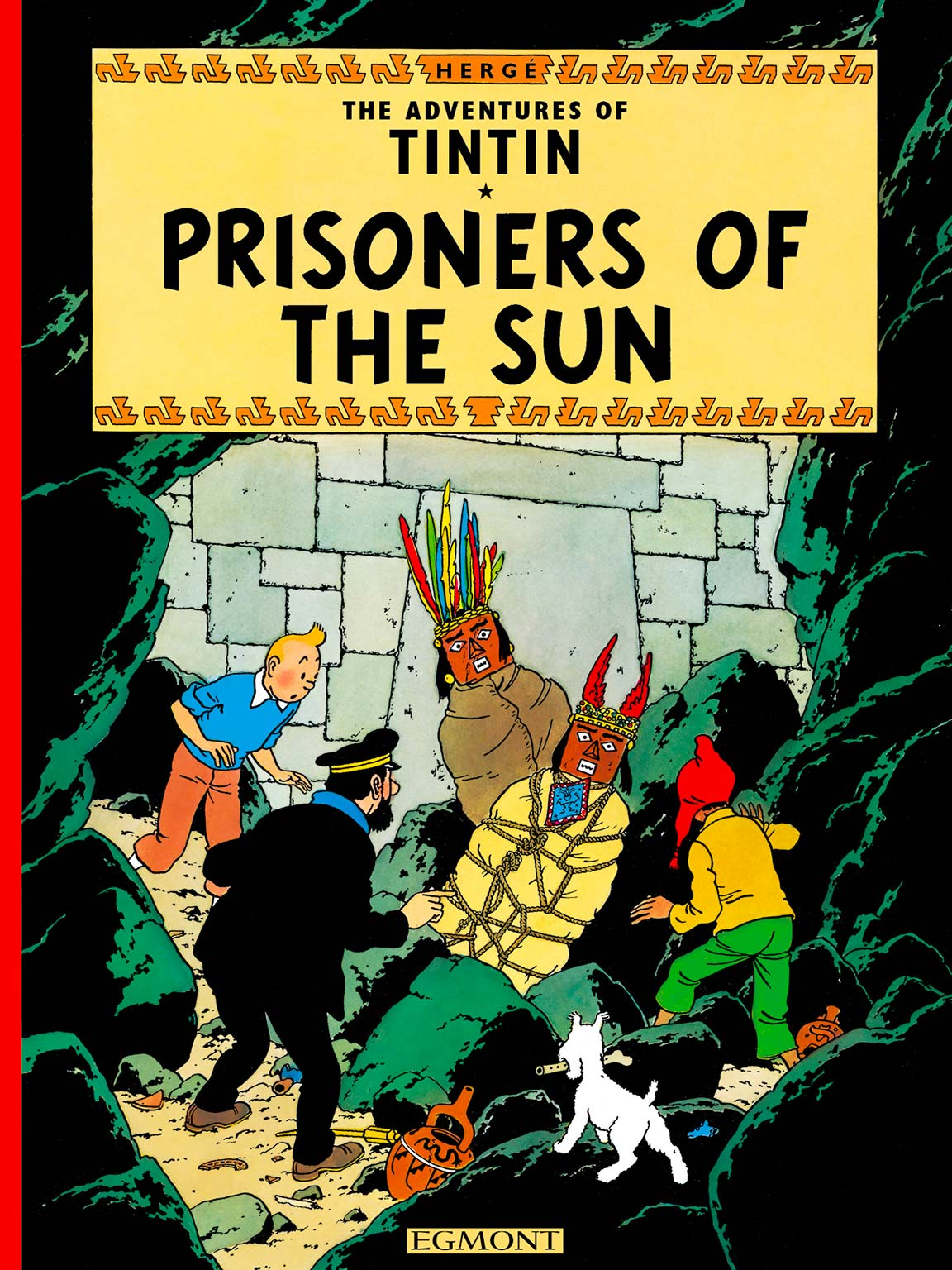 Prisoners of the Sun - Cover