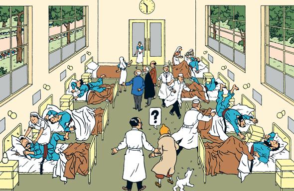 Tintin - Les Aventures de Tintin - Personnage Rascar Capac